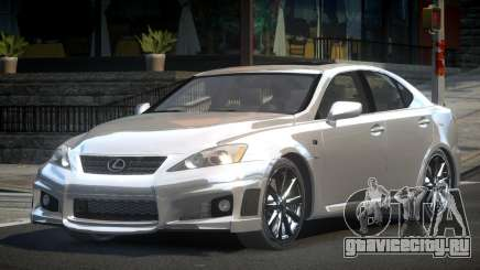 Lexus ISF BS V1.1 для GTA 4