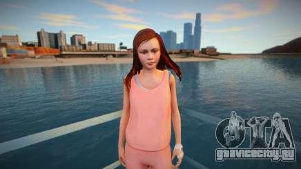 Hitman: Absolution - Viktoria V1 для GTA San Andreas