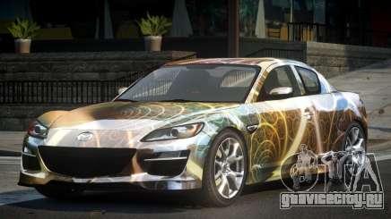 Mazda RX-8 SP-R S1 для GTA 4