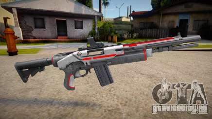 Escopeta Jackal для GTA San Andreas