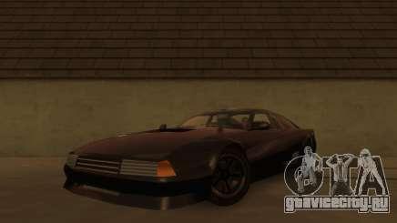 Cheetah SA для GTA 4