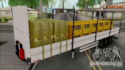 Trailer Flexos для GTA San Andreas