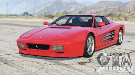 Ferrari 512 TR 1991〡add-on для GTA 5