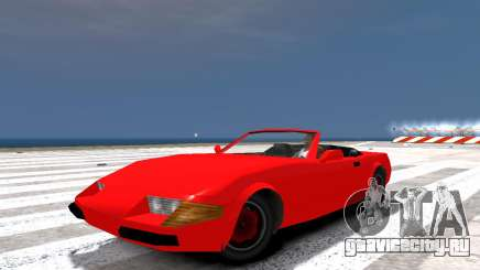 Vice City Stinger для GTA 4