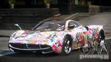 Pagani Huayra SP-S L3 для GTA 4