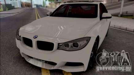 BMW 335i GT для GTA San Andreas