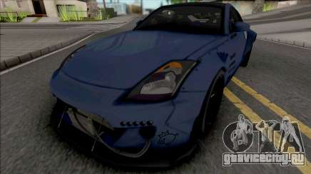 Nissan Fairlady Z (Z33) 2003 Rocket Bunny для GTA San Andreas