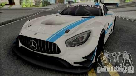 Mercedes-AMG GT3 для GTA San Andreas