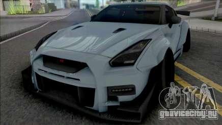 Nissan GT-R Uras GT для GTA San Andreas