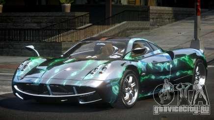 Pagani Huayra SP-S L5 для GTA 4