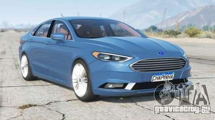 Ford Fusion Titanium 2017〡add-on для GTA 5