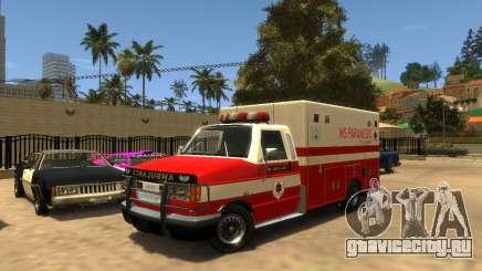 Ambulance SA для GTA 4
