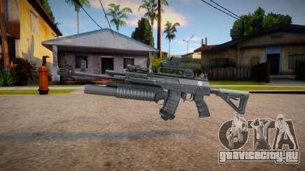 Ak-12 (good textures) для GTA San Andreas