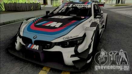 BMW M4 DTM 2017 для GTA San Andreas