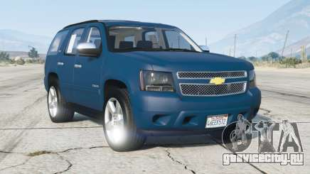 Chevrolet Tahoe LTZ (GMT900) 2008〡add-on v1.6 для GTA 5