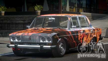 VAZ 2106 BS Drift S3 для GTA 4