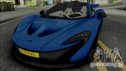 McLaren P1 2014 [HQ] для GTA San Andreas