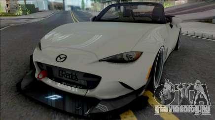 Mazda MX-5 Miata Custom для GTA San Andreas