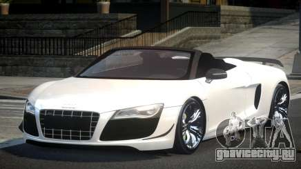 Audi R8 SP Roadster для GTA 4