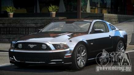 Ford Mustang GT BS-R для GTA 4