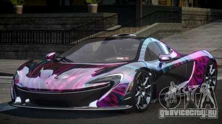McLaren P1 US S3 для GTA 4