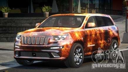 Jeep Grand Cherokee U-Style S1 для GTA 4