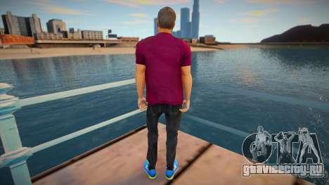 Abrupt Ilya для GTA San Andreas