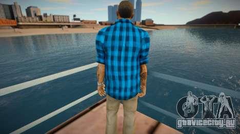 New Cesar Skin для GTA San Andreas