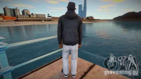 New Wiz Khalifa для GTA San Andreas