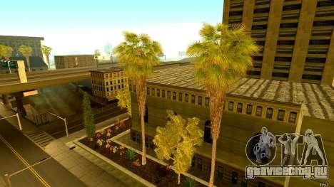Красивая Растительность для GTA San Andreas