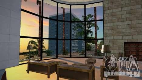 The one huge mansion для GTA San Andreas