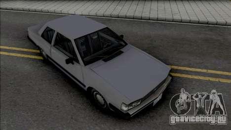 Ford Del Rey 1983 для GTA San Andreas