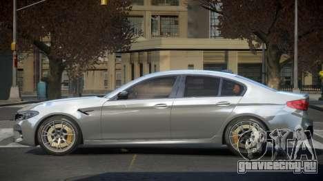 BMW M5 Competition xDrive AT для GTA 4
