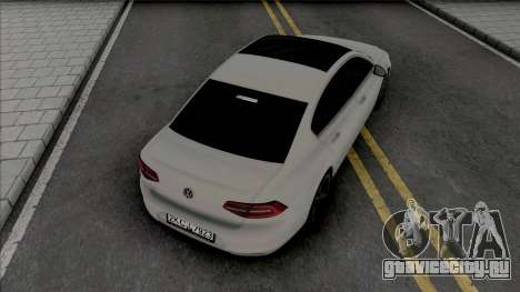 Volkswagen Passat B8 2016 для GTA San Andreas