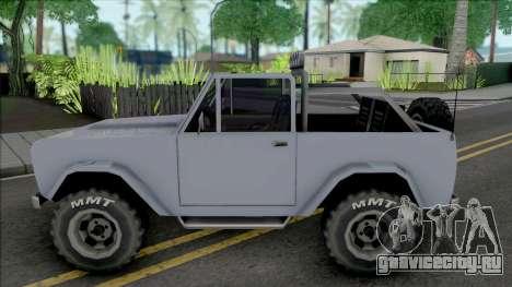 Vapid Coyote [SA Style] для GTA San Andreas