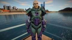 Lex Luthor из игры Mortal Kombat для GTA San Andreas