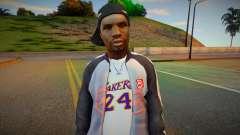 Black guy skin для GTA San Andreas