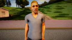 Paul Walker v1 для GTA San Andreas