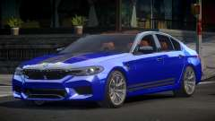 BMW M5 Competition xDrive AT S5