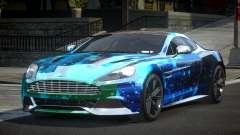 Aston Martin Vanquish US S3 для GTA 4
