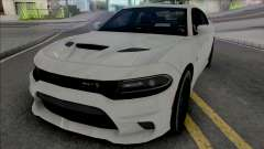 Dodge Charger 2018 Lowpoly для GTA San Andreas