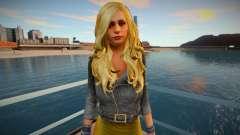 Fabiana для GTA San Andreas