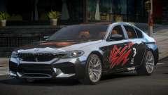 BMW M5 Competition xDrive AT S7 для GTA 4