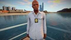 Полицейский в штатском для GTA San Andreas