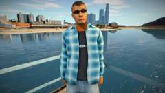Aztec 1 из GTA 5 для GTA San Andreas