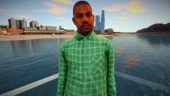 Fam2 from Gta V для GTA San Andreas