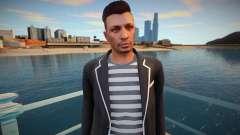 Guy 11 from GTA Online для GTA San Andreas