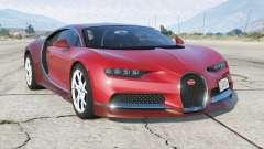 Bugatti Chiron 2016 v2.0 для GTA 5