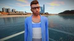 Dude 9 from GTA Online для GTA San Andreas
