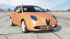 Alfa Romeo MiTo Quadrifoglio Verde (955) 2014 v2.3.1 для GTA 5